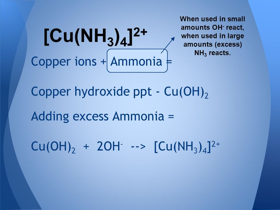 Complex Ions and stuff like that.. - ppt video online download